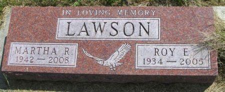 LAWSON, MARTHA R. - Guthrie County, Iowa | MARTHA R. LAWSON