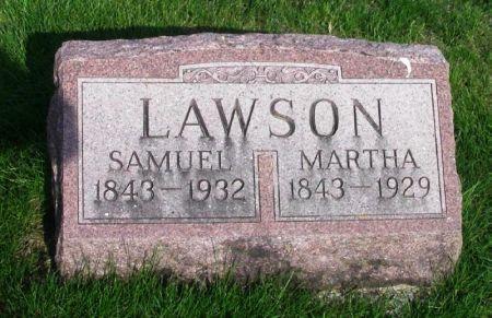 LAWSON, SAMUEL - Guthrie County, Iowa | SAMUEL LAWSON