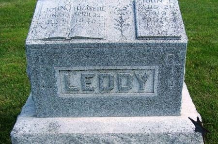 LEDDY, JOHN J. - Guthrie County, Iowa   JOHN J. LEDDY