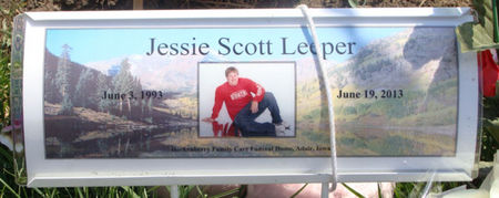 LEEPER, JESSIE SCOTT - Guthrie County, Iowa | JESSIE SCOTT LEEPER