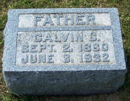 LEMAR, CALVIN C. - Guthrie County, Iowa | CALVIN C. LEMAR
