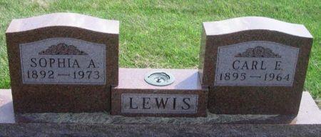 LEWIS, SOPHIA A. - Guthrie County, Iowa | SOPHIA A. LEWIS