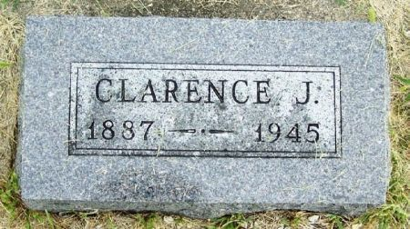 LIGGETT, CLARENCE J. - Guthrie County, Iowa | CLARENCE J. LIGGETT