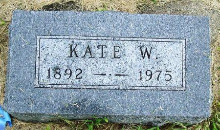 LIGGETT, KATE W. - Guthrie County, Iowa | KATE W. LIGGETT