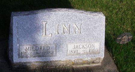 LINN, MILDRED IRENE - Guthrie County, Iowa | MILDRED IRENE LINN