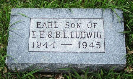 LUDWIG, EARL - Guthrie County, Iowa   EARL LUDWIG