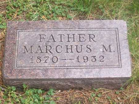 MARION, MARCHUS M. - Guthrie County, Iowa | MARCHUS M. MARION