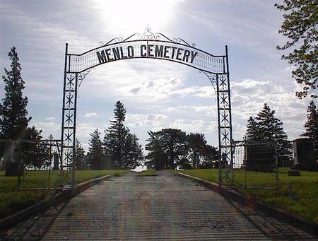 MENLO, CEMETERY - Guthrie County, Iowa | CEMETERY MENLO