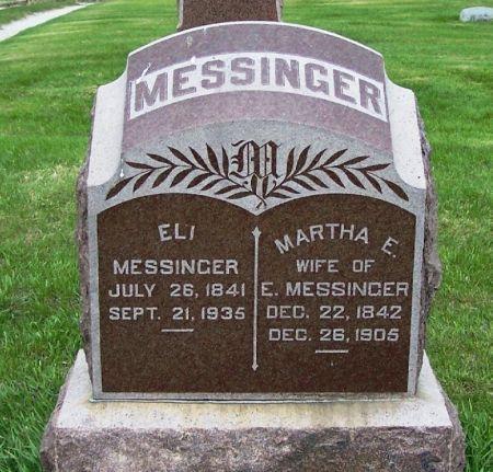 MESSINGER, ELI - Guthrie County, Iowa | ELI MESSINGER