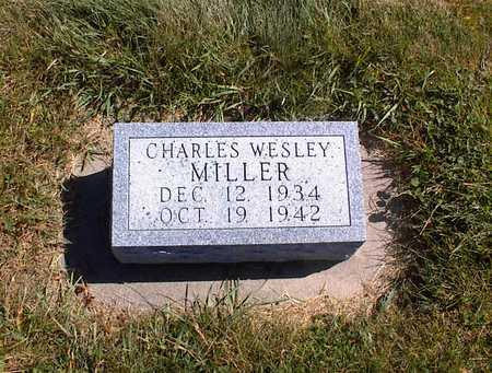 MILLER, CHARLES WESLEY - Guthrie County, Iowa | CHARLES WESLEY MILLER