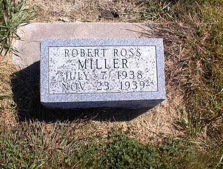 MILLER, ROBERT ROSS - Guthrie County, Iowa | ROBERT ROSS MILLER