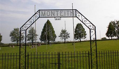 MONTEITH (NEW), CEMETERY - Guthrie County, Iowa | CEMETERY MONTEITH (NEW)
