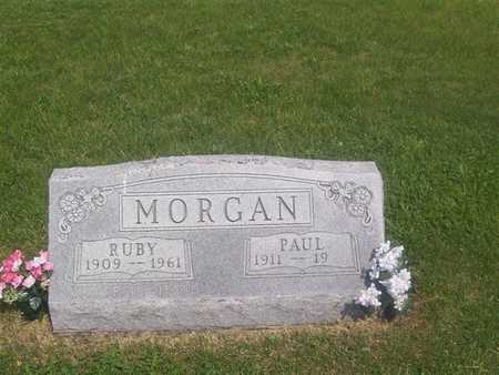 MORGAN, PAUL WILBURN - Guthrie County, Iowa | PAUL WILBURN MORGAN