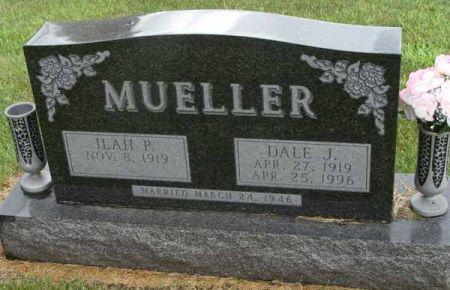 MUELLER, DALE J. - Guthrie County, Iowa | DALE J. MUELLER