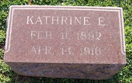 MUELLER, KATHRINE E - Guthrie County, Iowa | KATHRINE E MUELLER