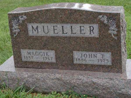 MUELLER, JOHN T. - Guthrie County, Iowa | JOHN T. MUELLER