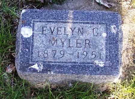 MYLER, EVELYN C. - Guthrie County, Iowa   EVELYN C. MYLER