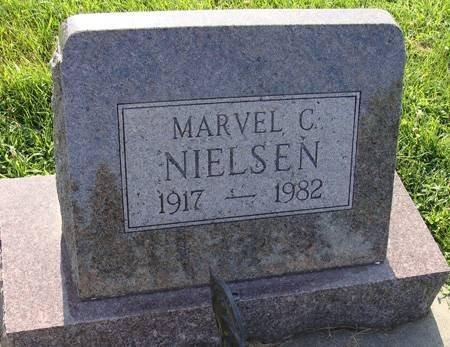 NIELSEN, MARVEL C - Guthrie County, Iowa   MARVEL C NIELSEN