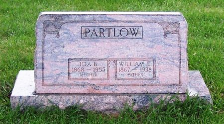 PARTLOW, WILLIAM E. - Guthrie County, Iowa | WILLIAM E. PARTLOW
