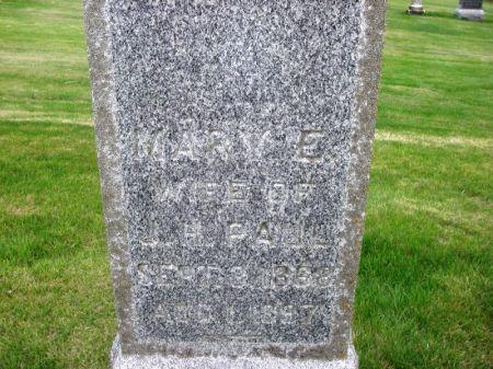 PAUL, MARY E. - Guthrie County, Iowa | MARY E. PAUL