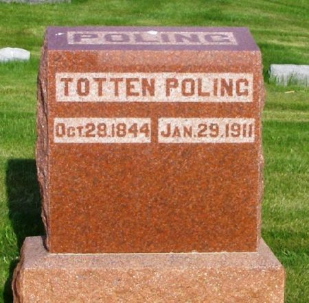 POLING, TOTTEN - Guthrie County, Iowa | TOTTEN POLING