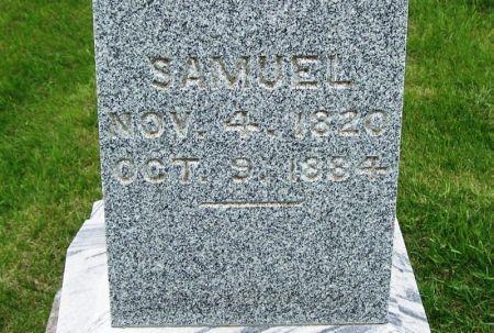 POTE, SAMUEL - Guthrie County, Iowa | SAMUEL POTE