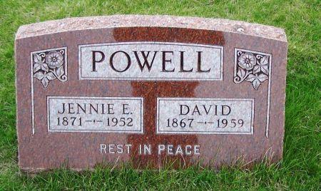 POWELL, DAVID - Guthrie County, Iowa | DAVID POWELL