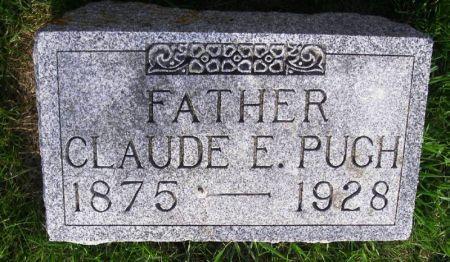 PUGH, CLAUDE E. - Guthrie County, Iowa | CLAUDE E. PUGH