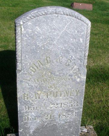 PUTNEY, LYDIA C. - Guthrie County, Iowa | LYDIA C. PUTNEY