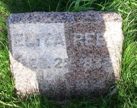 REED, ELIZA - Guthrie County, Iowa | ELIZA REED