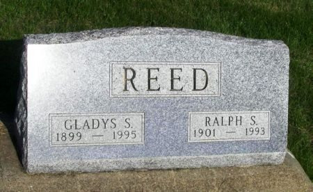 REED, RALPH S. - Guthrie County, Iowa | RALPH S. REED