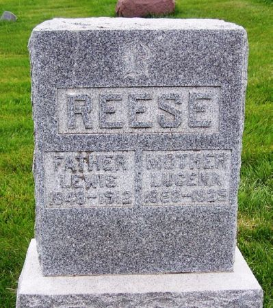 REESE, LEWIS - Guthrie County, Iowa | LEWIS REESE