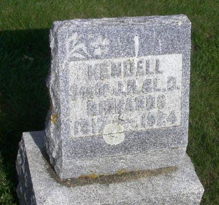 RICHARDS, KENDELL - Guthrie County, Iowa | KENDELL RICHARDS