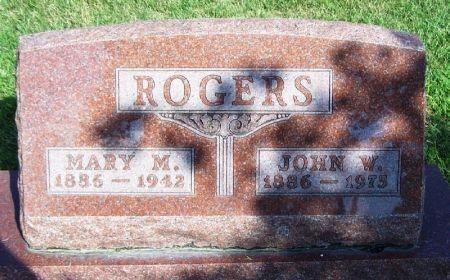 ROGERS, JOHN W. - Guthrie County, Iowa   JOHN W. ROGERS
