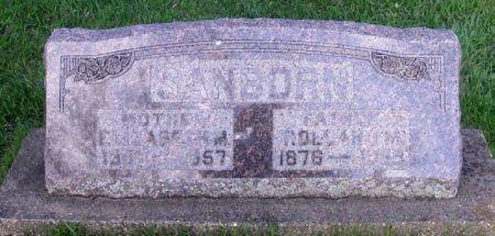 SANBORN, ROLLAND M. - Guthrie County, Iowa   ROLLAND M. SANBORN