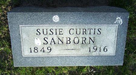SANBORN, SUSIE - Guthrie County, Iowa | SUSIE SANBORN