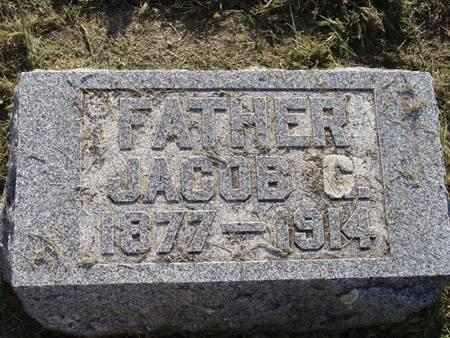 SCHIRM, JACOB - Guthrie County, Iowa | JACOB SCHIRM