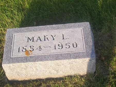 SHEEDER, MARY LUCRETIA - Guthrie County, Iowa | MARY LUCRETIA SHEEDER