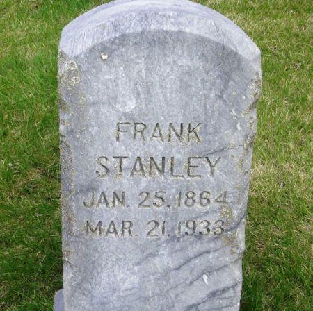 STANLEY, FRANK - Guthrie County, Iowa | FRANK STANLEY