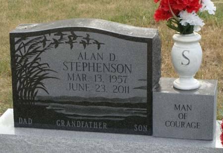 STEPHENSON, ALAN DEAN - Guthrie County, Iowa | ALAN DEAN STEPHENSON