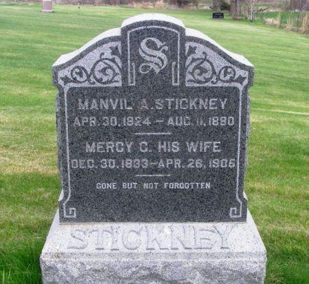 STICKNEY, MERCY C. - Guthrie County, Iowa | MERCY C. STICKNEY