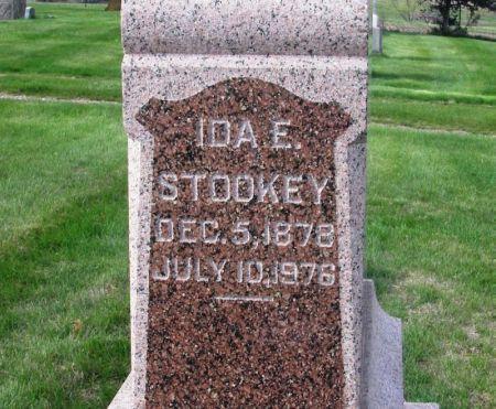 STOOKEY, IDA E. - Guthrie County, Iowa   IDA E. STOOKEY