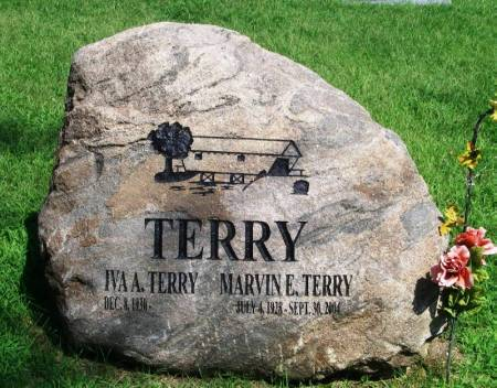 TERRY, MARVIN E. - Guthrie County, Iowa | MARVIN E. TERRY