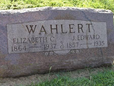 WAHLERT, ELIZABETH C - Guthrie County, Iowa | ELIZABETH C WAHLERT