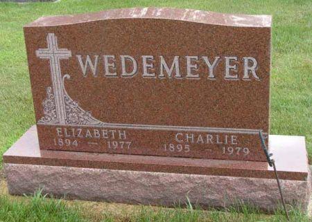 FAGA WEDEMEYER, ELIZABETH - Guthrie County, Iowa   ELIZABETH FAGA WEDEMEYER