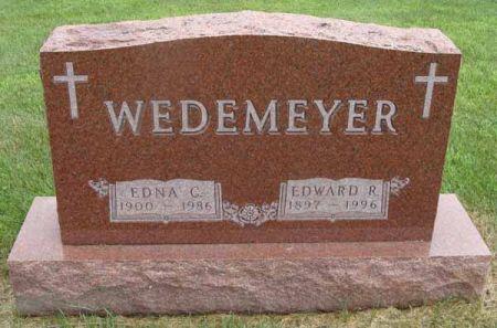 WEDEMEYER, EDWARD R. - Guthrie County, Iowa | EDWARD R. WEDEMEYER