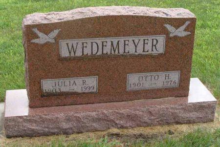 WEDEMEYER, OTTO H. - Guthrie County, Iowa | OTTO H. WEDEMEYER