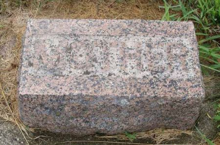 WEDEMEYER, MOTHER - Guthrie County, Iowa   MOTHER WEDEMEYER