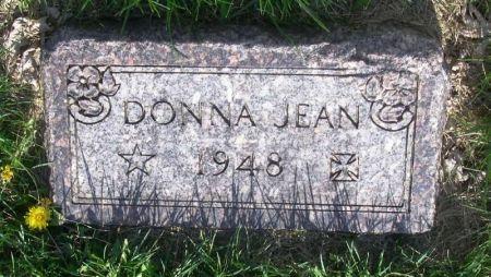 WELCH, DONNA JEAN - Guthrie County, Iowa | DONNA JEAN WELCH