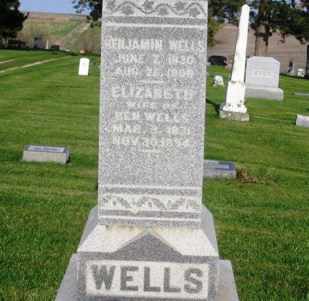 WELLS, BENJAMIN - Guthrie County, Iowa | BENJAMIN WELLS